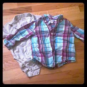 lightly worn tops random-reserved listing